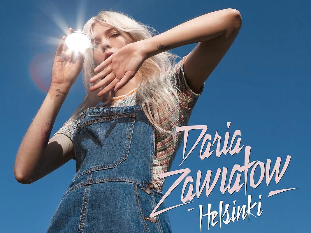 Daria Zawiałow Helskini